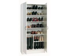 Scarpiera bianco GROSS armadietto armadio SCARPIERA Corridoio congelatore