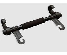 caolator Versione lunga del carrello hakens auto sedia di rack auto rack appendiabiti nero