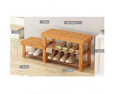 Shoe rack LVZAIXI Mensola del bagno, mensola della doccia, portascarpe, stoccaggio (dimensioni : 90*28*45cm)