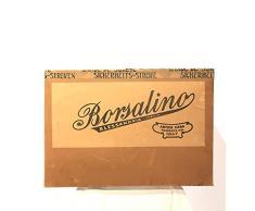 TORTONA 4ART Scatola portacappelli Borsalino portacappelli in Cartone Anni 30 TUC1062 (Compatibile - leggi Descrizione)