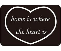 ZERBINO DESIGN HOME IS WHERE THE HEART IS NUOVO - Tinas Collection