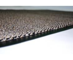 Extra large Medium Small High Grade antiscivolo in gomma zerbino di alta qualità tappeti runner Rugs PVC 7 mm di spessore non spargimento da interno/esterno, 4 colori, 5 misure, made in EU grado AAA e qualità commerciale standard
