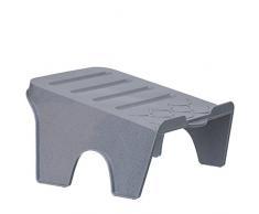 LEORX, supporto per scarpe, antiscivolo e salvaspazio, ideale per scarpiera