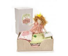 Ragtales 202 - La principessa sul pisello, Bambola con letto