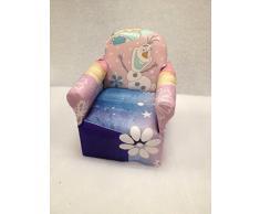"""Inspire Homes - Poltroncina per bambini, motivo: Olaf (Frozen - Il regno di ghiaccio"""")"""