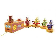 Giochi Preziosi - Teletubbies Modellino Giocattolo Treno della Tubby Pappa con Suoni