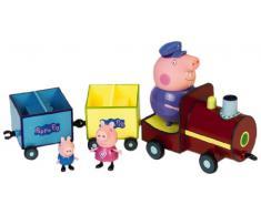 Giochi Preziosi - Peppa Pig Il Treno di Nonno Pig, 3 Personaggi Inclusi