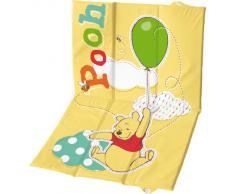 OKT Kids 18500208054 Telo fasciatoio da viaggio Winnie Pooh, Giallo miele, Giallo (gelb)