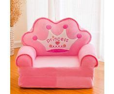 Divano Per Bambini, Children Lazy Sofa Cartoon Peluche Toy Sofa Cute Baby Small Seat Bambini Poltrona Per Bambini