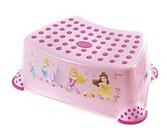 LULABI Sgabello con piedini princess lulabi rosa Cameretta accessori bimbo