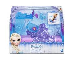 Disney Frozen B5177EL2 - Playset Letto di Elsa