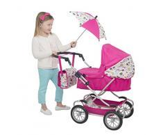 Mamas & Papas 1423394 x-cel rosa passeggino per bambole, 5 – 10 anni