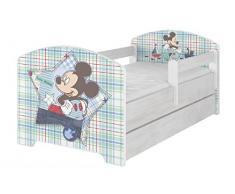 Hogartrend -Bellissimo lettino per bambini della Collezione Disney Topolino