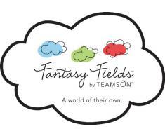 Fantasy Fields by Teamson Crackle Scatola per Giocattoli, Multicolore