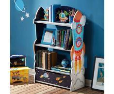 Fantasy Fields TD della 12220 a – Outer space Libreria – Scaffale per bambini di libri nello spazio di design