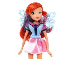 Giochi Preziosi - Winx Fairy School Bambola Bloom con Bracciale, per Bambina