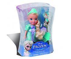 Giochi Preziosi - Frozen Mini Bambola Elsa, Altezza 15 cm