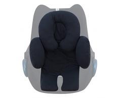 Riduttore universale per il trasporto di bambino maxicosi, culla, seggiolino auto, passeggino. Blue Sparkles by Janabebe ®