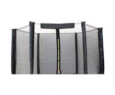 YELLOO Rete di Protezione Sicurezza Ricambio Trampolino Elastico ⌀185 a 427 cm (Rete per Diametro, 366)