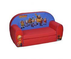 Knorrtoys 83684 - Bambini divano Wickie