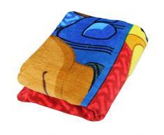 Paw Patrol bambini Asciugamano da spiaggia - blu -