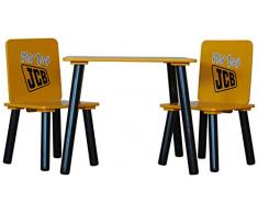 Kidsaw, Tavolino con 2 sedie, per bambini