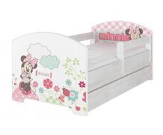 Hogartrend -Bellissimo lettino per bambini della Collezione Disney Minni