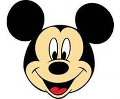 Stor - Tavolo - Scrivania per bambini | MICKEY MOUSE ICONS | Disney - Dimensioni: 79,5 x 100 x 50 cm. - Vari personaggi