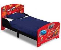 Delta Disney Cars - Letto per bambini, 70 x 140 cm