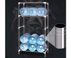 N&B Bambini portatile guardaroba bambini comò appesi storage rack vestiti armadio camera da letto armadio cubo organizer formaldeide mobili-L 150x70x45cm(59x28x18)