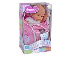 Famosa 700012123 - Nenuco, Bambola con effetti sonori, 35 cm