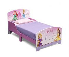Delta Children, Lettino per bambini, motivo: Principesse Disney
