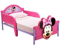 Disney - Lettino per bambini Minnie Mouse