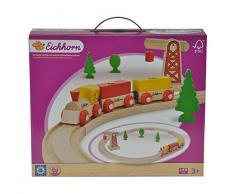 Simba Eichhorn - (100001207) Ferrovia Ovali In Legno Da Costruire
