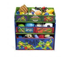 Scaffale per bambini acquista scaffali per bambini for Contenitore tartarughe