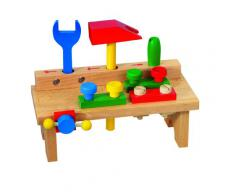 Detoa 11683 - Banco da lavoro giocattolo