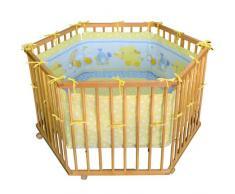 "Box lusso per bambini ""Honey Bee"" 6 esagonale - 52304-03"
