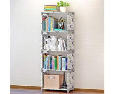 Liuting Elettrodomestici .Children scaffale Bagagli Ripiano Book Rack Libreria for Mobili for la casa (Colore Rosa) (Colore : Green)