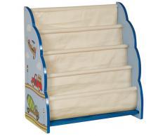 Guidecraft - Scaffale da libri per bambini, in legno, 56 x 30,5 x 61 cm (L x P x A)
