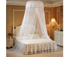 Zanzariera Da Letto Matrimoniale : Zanzariera a baldacchino per letto matrimoniale lotti grigolite