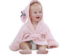 Asciugamani Bagno Bambino Accappatoio Neonato Animali Asciugamano con Cappuccio Bambini Telo da Bagno Hooded Towel Poncho Wrap Coperta per Neonati o Bambini 0-24 Mesi Regalo – Landove