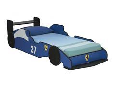 letto macchina da corsa formula 1