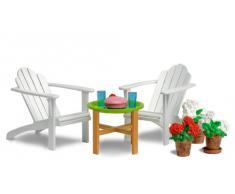Mobili Per Casa Delle Bambole : Melissa doug mobili per casa di bambole set per cucina