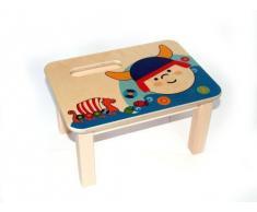 Hess - Tavolino in legno per bambini