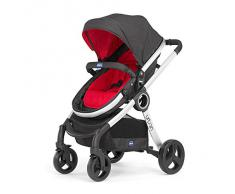 Chicco 70793589300 Color Pack Urban Passeggino, Rosso Red Wave