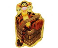 ABC Tappeti Tappeto Tiger 50 x 80 cm arancione