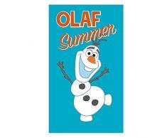 Disney Frozen - Bambini telo bagno - telo mare - Asciugamano Summer - 70x120 cm