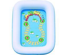 Bestway 54109 - paddling treno Attività giochi per bambini, 201 x 150 x 30 cm