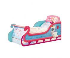 Hasbro Disney Frozen Lettino per Bebè a Forma di Slitta, con cassettone, di HelloHome