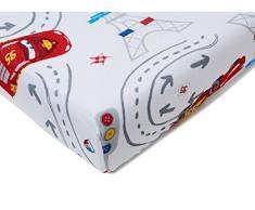 Hevea-Letto per bambini, motivo: Disney Cars, 200 x 80 cm)